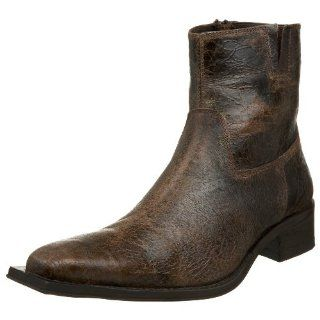 Steve Madden Mens Canyonn Boot,Brown Distressed,9.5 M Shoes