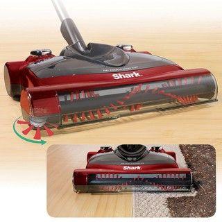 Euro Pro Shark 2 speed Cordless Vacuum Cleaner (Refurbished