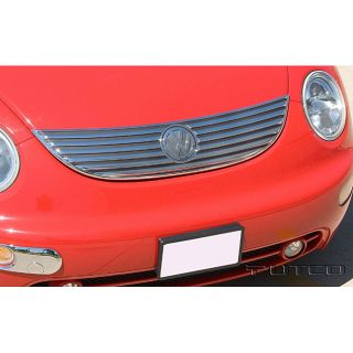 VW New Beetle 99 05 Chrome Trim Grille Cover