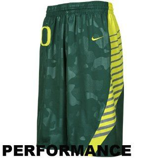 Nike Oregon Ducks Green Aerographic Players Performance