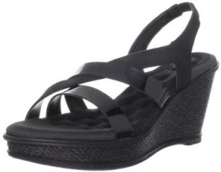 Softwalk Womens San Pablo Wedge Sandal Shoes