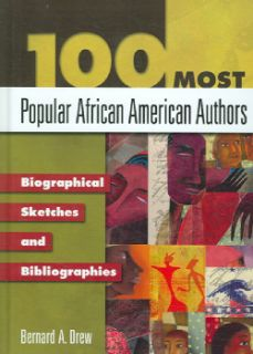100 Most Popular African American Authors