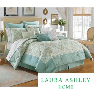 Laura Ashley Felicity 8 piece Bed in a Bag with Sheet Set Today $189