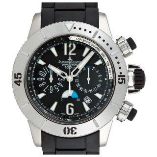 Jaeger LeCoultre Mens Master Compressor Diving Watch
