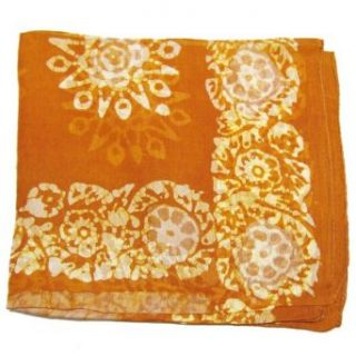 IBA Batik Print 100% Pure Silk Scarves Women Head Scarf