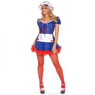 Misbehavin Rag Doll Clothing