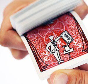 Magic Cartoon Deck Trick From Magic Makers   Amazing Card