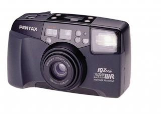 Pentax IQ Zoom 105 Weather Resistant Camera (Refurbished)