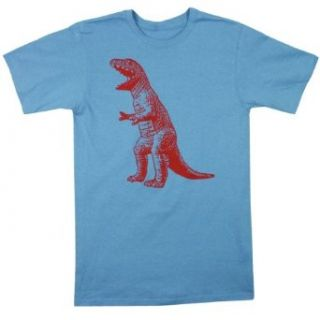 Happy Family The Big Bang Theory T Rex Dinosaur Mens T