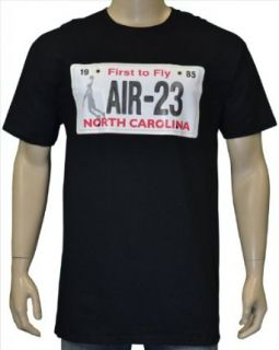 Air Jordan Air 23 Nike North Carolina License Plate