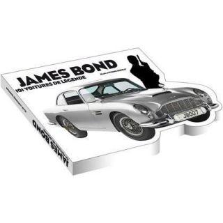 JAMES BOND ; 101 VOITURES DE LEGENDE   Achat / Vente livre Jean