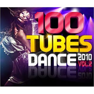 COMPILATION   100 Tubes Dance 2010 2   Achat CD COMPILATION pas cher