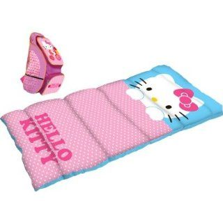 Hello Kitty Sleeping Bag and Backpack
