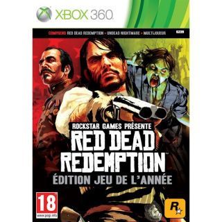 RED DEAD REDEMPTION GOTY / Jeu X360   Achat / Vente XBOX 360 RED DEAD
