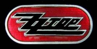 ZZ Top Belt Buckle Clothing