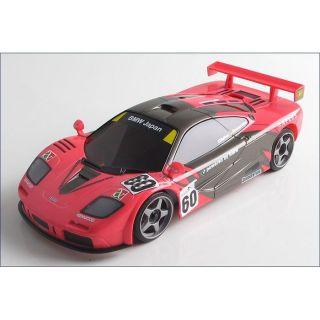 MiniZ MR03W MM Mac Laren F1 GTR Team Lark JGTC96 de marque Kyosho. La
