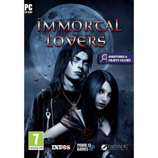 IMMORTAL LOVERS / Jeu PC   Achat / Vente PC IMMORTAL LOVERS / Jeu PC