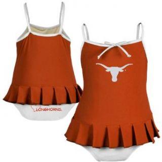 NCAA Texas Longhorns Toddler Girls Cheerleader in Training