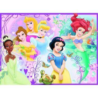Puzzle XXL Disney Princesses   100pcs   Achat / Vente PUZZLE Puzzle
