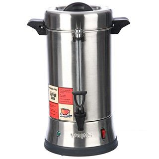 Waring Pro GB CU55 Stainless Steel 55 cup Coffee Urn