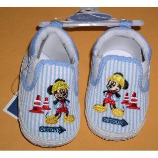 Babies   Mickey Mouse Infant Shoes Size 3   6 Months