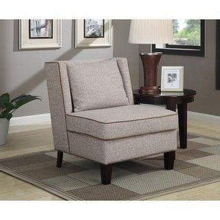 Dexter Trinity Stone Armless Chair