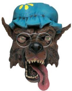 Big Bad Wolf Mask Adult Clothing