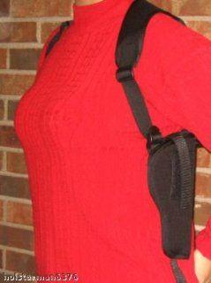 Shoulder Holster for Beretta 92, 96 & M9   Vertical Carry