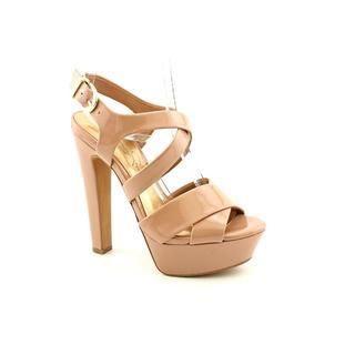 Jessica Simpson Womens Poll Patent Leather Heels