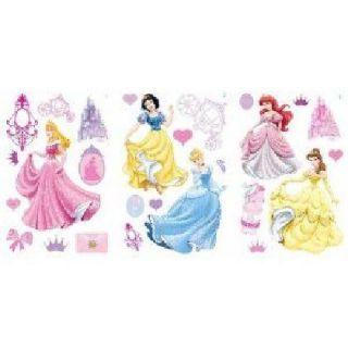 Planche de 62 stickers Disney Princesse enfant   Achat / Vente STICKER