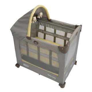 Graco Travel Lite Crib with Stages in Peyton Compare $164.48 Today $