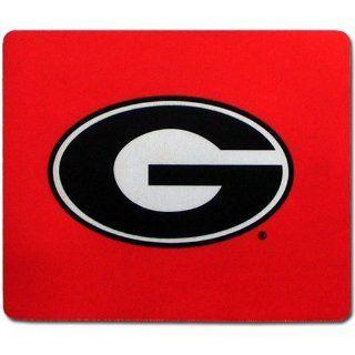 Georgia Bulldogs Neoprene Mouse Pad: Sports & Outdoors
