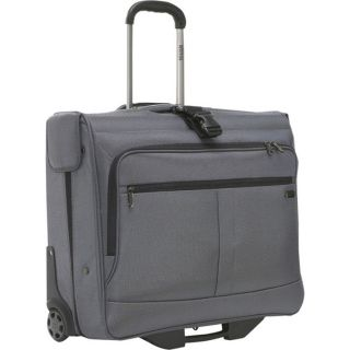 Kenneth Cole Reaction Triple Cross Grey 45 inch Wheeled Garment Bag