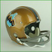 1965 West Virginia Mountaineers Authentic Replica