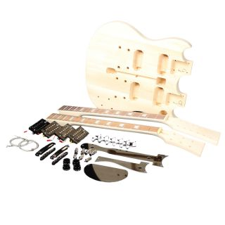RAS Double Diablo Unfinished Electric Guitar Kit Today $233.99