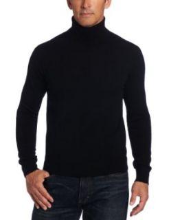 Williams Cashmere Mens 100% Cashmere Turtleneck Sweater