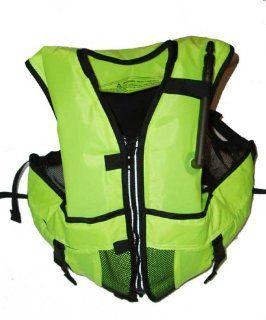 Zip Front Hi Vis Comfort Snorkel Vest ,Snorkeling Jacket
