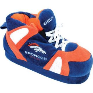 Mens Comfy Feet Denver Broncos 01 Navy/Orange