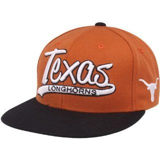 Top of the World Texas Longhorns Burnt Orange Black 3D