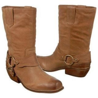 Zodiac Womens Omni Classic Harness Boot, Cognac 9 Shoes