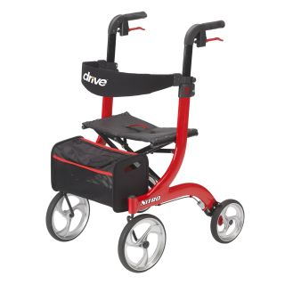 Drive Medical Nitro Euro Style Rollator Today $222.99