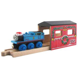 Holiday Tunnel with Christmas Thomas Play Set