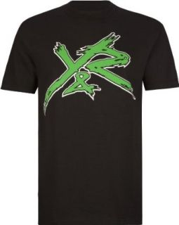YOUNG & RECKLESS Logo Outline Mens T Shirt Clothing