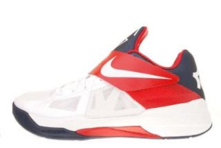 : Nike Zoom KD IV USA (473679 103) olympic gold (8.5 D(M) US): Shoes