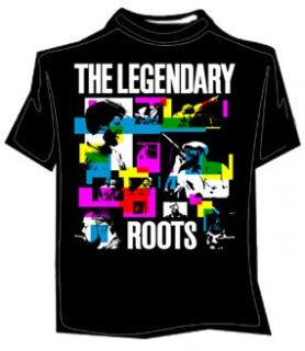The Roots, Legendary Roots Rockers T Shirt Clothing