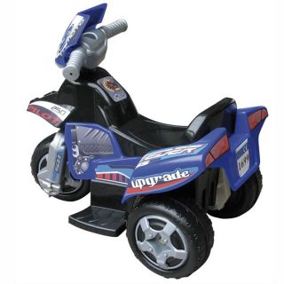 Trimoto speeder 6V boy Feber   Achat / Vente VEHICULE ENFANT Trimoto