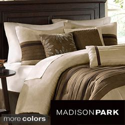 Madison Park Teagan 7 piece Comforter Set Today: $119.99   $129.99 4