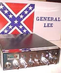 General Lee Amauer/ CB Radio/ ransceiver