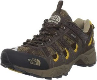 Face Ultra 105 GTX XCR New Cross Training Shoes Brown Mens Shoes