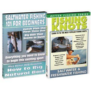 Bennett DVD   Saltwater Fishing 101 DVD Set